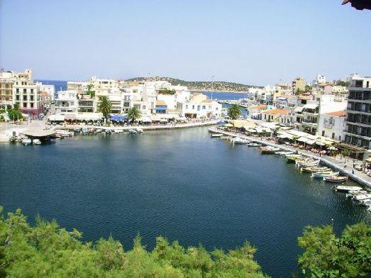 Агиос Николаос - космополитический курорт на заливе Мирабелло