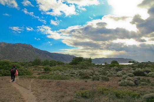 Ландшафт Крита