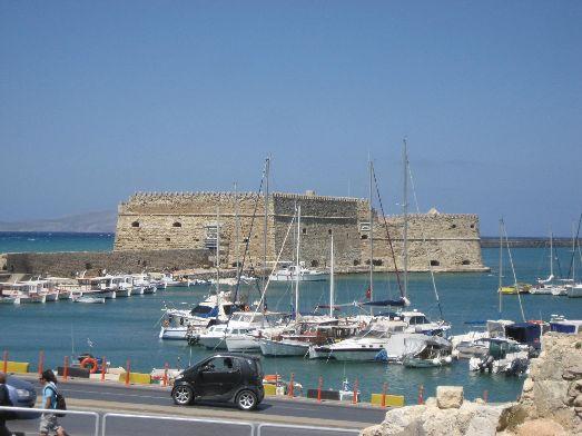 Ираклион, Старая гавань