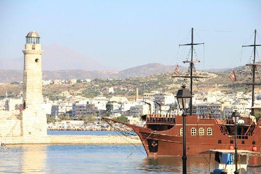 Старый порт Ретимно