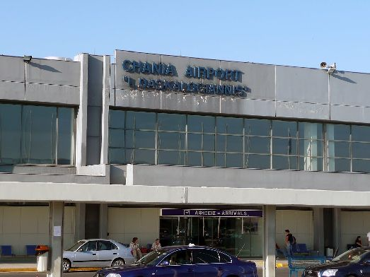 Небольшой, но очень уютный современный аэропорт в Ханье принимает как международные, так и местные рейсы