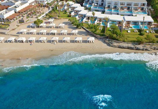 Уровень отелей Гувеса удовлетворит практически любого туриста