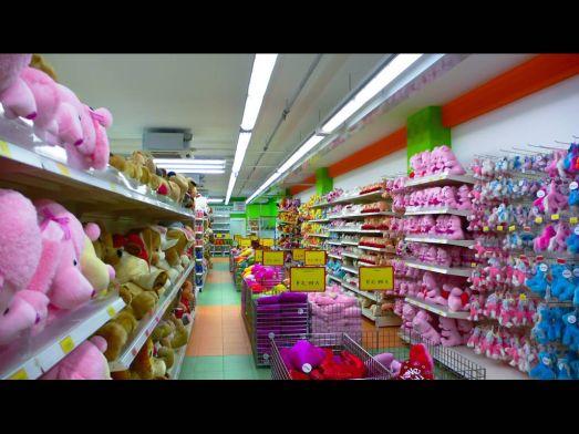 Один из любимых детьми магазинов на Крите - Jumbo, который, кстати, находится и в Ираклионе, и в Ханье