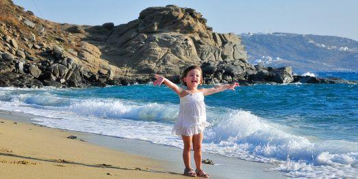 Благодаря климату и природе остров Крит считается великолепным курортом для профилактики заболеваний дыхательных путей и укрепления детского иммунитета