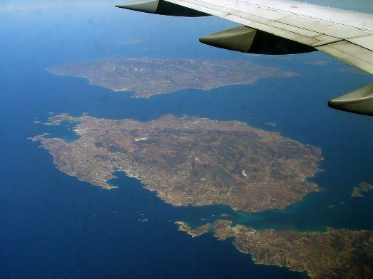 Крупные авиакомпании летят остров Крит