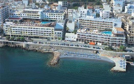 Одно из преимуществ отеля Корал - близкое расположение к морю