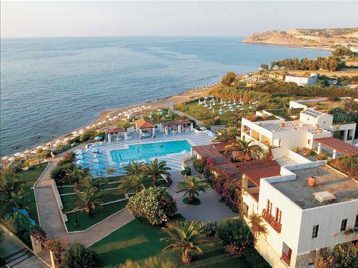 5 звездочные отели Крита - это живописные пляжи, шикарные номера, разнообразное и очень вкусное питание, развитая инфраструктура и безупречный сервис
