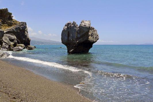 Одно из излюбленных мест туристов деревня Агиа-Галини, что между Ретимно и Ираклионом