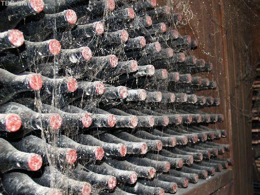 Это вино делается из винограда, который собирают русские монахи Пантелеймонова монастыря на Афоне.. В Москве такая бутылочка стоит за 2000р!