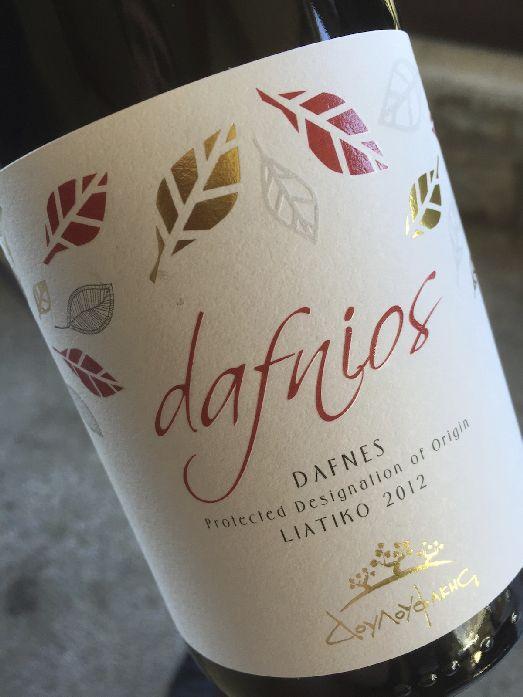 Вина Dafnes от винодельни Alcovino производится на Крите в небольшой местности Дафнес (Dafnes) рядом с Ираклионом